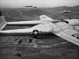Korean War Airborne Papier Photo par Max Desfor