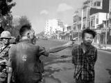Vietnam War Saigon Execution Papier Photo par Eddie Adams