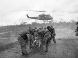 Vietnam War S US Soldiers Wounded