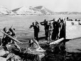 Korean War US Land at Pohang