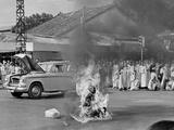 Vietnam Monk Protest Papier Photo par Malcolm Browne