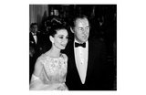 Audrey Hepburn and Rex Harrison
