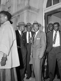 Bus Boycott Trial King
