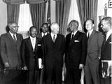 Eisenhower Civil Rights Leaders