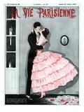 La Vie Parisienne, 1923, France Giclée