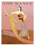 The Dance, Ruth St Denis, 1929, USA Giclée