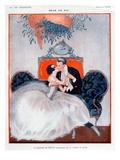La Vie Parisienne  Vald'es  1923  France