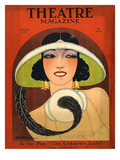 Theatre Magazine  1924  USA