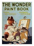 The Wonder Paint Book  UK