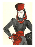 Women's Fashion 1930s  1939  UK