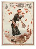 La Vie Parisienne  Herouard  1924  France