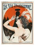 La Vie Parisienne, Cheri Herouard, 1922, France Giclée
