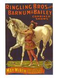 Ringling Bros Circus Barnum and Bailey  USA