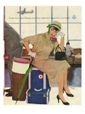 American Airlines  Al Parker  1953  USA