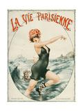 La Vie Parisienne, Cheri Herouard, 1919, France Giclée