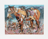 Hunters Horse