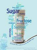 Sugar Synonyms Poster
