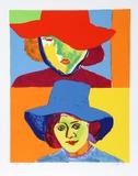 Girl with Hat III