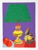Pajaro (Green Lamp)