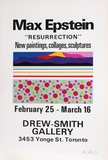 Resurrection  Exhibition of Paintings  Collages & Sculpture