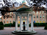 University of North Carolina - The Old Well and South Building