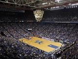University of Kentucky - Rupp Arena: the Home of Wildcat Basketball