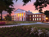University of Mississippi (Ole Miss) - Lyceum at Dawn