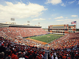 Oklahoma State University - Cowboy Fans Fill Boone Pickens Stadium
