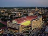 University of Nebraska - 300th Sellout at Memorial Stadium