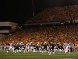 West Virginia University - West Virginia Defeats Auburn