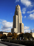 University of Pittsburgh - Towering Cathedral of Learning