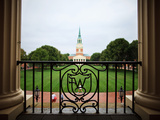 Wake Forest University - Looking to Wait Chapel