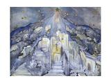 Etoile de Bethléem Reproduction d'art par Zelda Fitzgerald