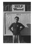 Aidez-nous Reproduction d'art par Ansel Adams