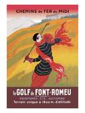 Le Golf De Fon-Romeu