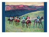 Horse Racing -The Training