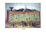 The Aquarium Reproduction d'art par Gibson & Co