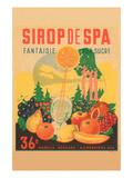 Sirop De Spa