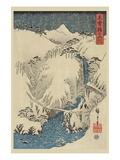 Mountains and Rivers on the Kiso Road (Kisoji No Sansen) No3