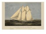 """The Yacht """"Sappho"""" of New York"""