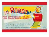 Mr Robot: the Mechanical Brain