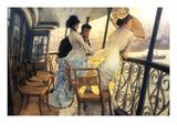 The Gallery of the HMS Calcutta