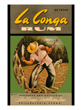 La Conga Rum