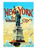 New York; the Wonder City