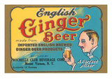 English Ginger Beer
