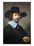 Portrait of the Painter Hendricks Martensz Sorgh