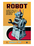 Battery Operated Robot