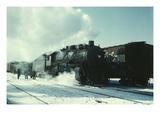 Santa Fe RR Freight Train