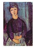 Portrait of Zofe