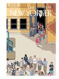 The New Yorker Cover - September 17  2012